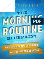 Fishbein, Mike - The Morning Routine Blueprint_ How to Wake Up Early, Energized and Motivated Everyday (2015).epub