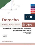 Dist Tncj205 Ecguia Seminario 3