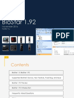 BioStar 1.92 Introduction