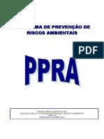 Análise Global PPRA