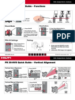 Pr 30 Hvs Quick Guide Functions