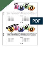 BINGO 8