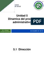 5 Dinamica Del Proceso Administrativo