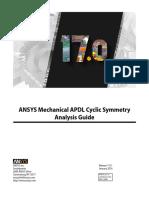 ANSYS Mechanical APDL Cyclic Symmetry Analysis Guide.pdf