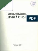 Arh.populara v.targului Campulung 1958