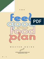 Feel Good Food Plan 2019