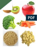 Alimentos Nutritivos Imagenes