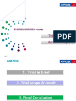 Case Study-bsrxmin Msrxmin Impact on Rx Quality, Hosr & Dcr