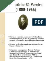 Antônio Sá Pereira (1888-1966).pptx