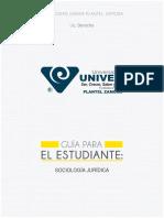 Sociología Jurídica_Manual Alumno