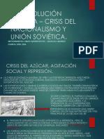 La Revolución Cubana – Crisis Del Nacionalismo y