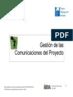 8. Gestión de Las Comunicaciones Del Proyecto