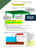 04.1 - TD N°2  Actions mécaniques.pdf
