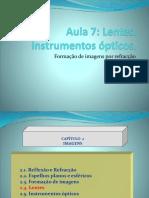 Aula 6_Lentes e Instrumentos Ópticos 17´08´2016a