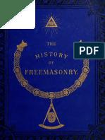 The History Freemasonry Its Antiquities Symbols Constitutions Customs 6