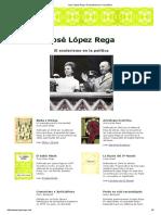 José López Rega. El Esoterismo en La Política