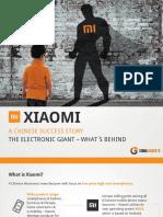 Xiaomi Infographics