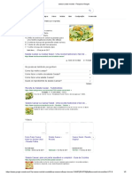 Caesar Salad Receita - Pesquisa Google