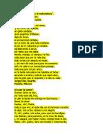 Poemas de Sembrando Poesia 2018