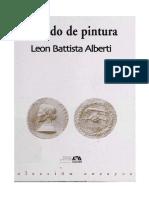 Carlos Pérez Infante. Introducción - Leon Battista Alberti - Tratado de Pintura
