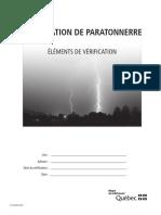 Fiche Verification Installation Paratonerre(1)