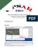 Gps Ar Pro Manual