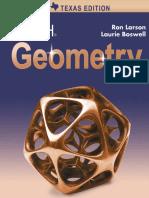 BigIdeasMath Texas Geometry