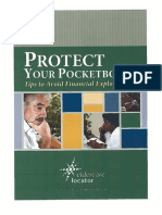 Protect Your Pocket Book