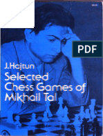Hajtun_Selected Chess Games of Mikhail Tal(1975)