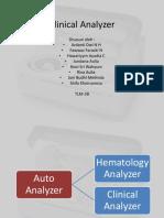 Clinical Analyzer