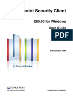 CP E80.60 EPSWindowsClient UserGuide En