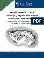 Tecnologia y Mejoramiento Humano