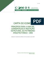 Carta ICOMOS