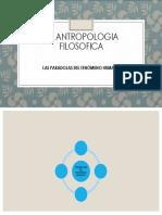 La Antropologia Filosofica
