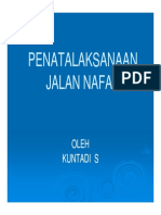 Microsoft PowerPoint - PENATALAKSANAAN JALAN NAFAS kun [Comp.pdf