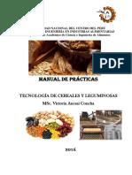 Manual de Practicas, Tecno Cereales (1)