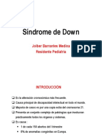 Síndrome de Down JABM