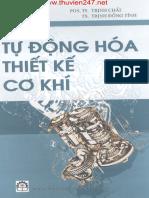 Tu Dong Hoa Thiet Ke Co Khi