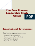 Four Frames Leadership