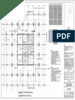 S-100-4 - b3 Floor Plan Zone 4
