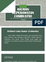 GADAR- Askep Cobustio