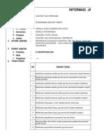 1. Analisis Jabatan Medis Paramedis ( FORMAT TABEL 8 )