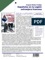 Espanoles Legion Extranjera