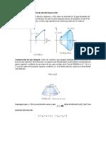 7 Área de Una Superficie de Revolución y Teorema de Pappus