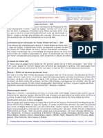 FOME NO MUNDO – Índice Global da Fome – GHI