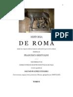 Bertolini - Historia de Roma I