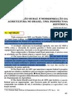 Extensão Rural e Modernização Da Agricultura No Brasil-Copiado