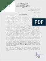 CFA for Captive Power Plants