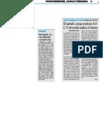 Il tartufo come motore 4.0, l'Università indica il futuro / Bulli digitali, ecco come affrontarli - Il Resto del Carlino del 20 dicembre 2018