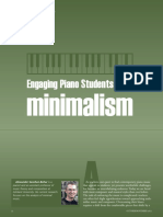 Engaging Piano Students With M